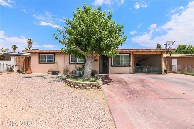 1804 E Owens Avenue, North Las Vegas, NV 89030 (MLS #2307270) :: DT Real Estate