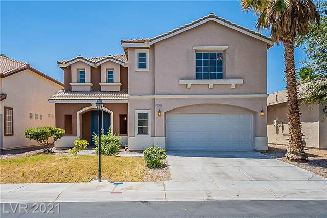 4829 Whisper Lake Avenue, Las Vegas, NV 89131 (MLS #2307276) :: Lindstrom Radcliffe Group