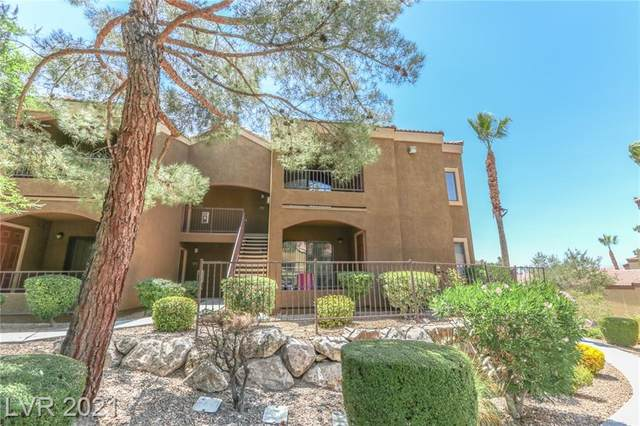 950 Seven Hills Drive #2821, Henderson, NV 89052 (MLS #2307286) :: Galindo Group Real Estate