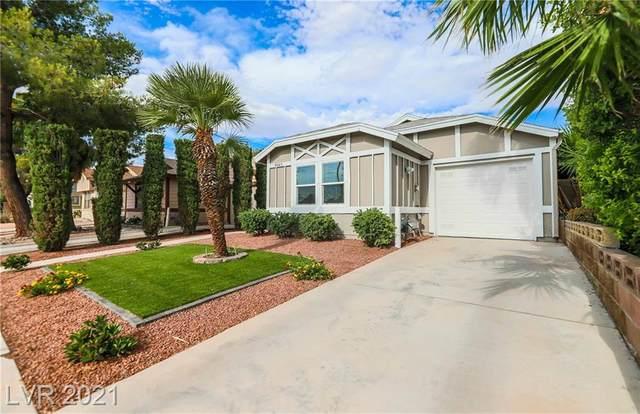4665 Calderwood Street, Las Vegas, NV 89103 (MLS #2307305) :: Custom Fit Real Estate Group