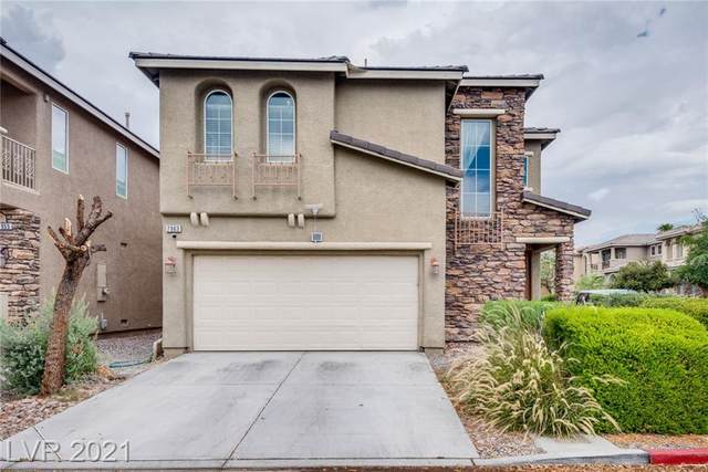7963 Napier Street, Las Vegas, NV 89131 (MLS #2307312) :: Lindstrom Radcliffe Group