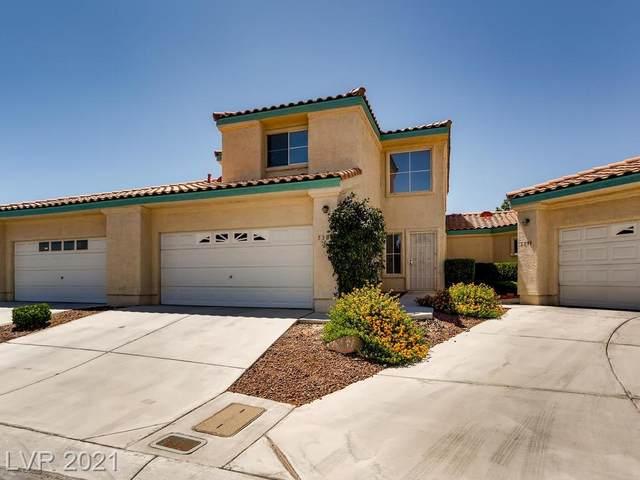 5389 Painted Mirage Road, Las Vegas, NV 89149 (MLS #2307325) :: Lindstrom Radcliffe Group
