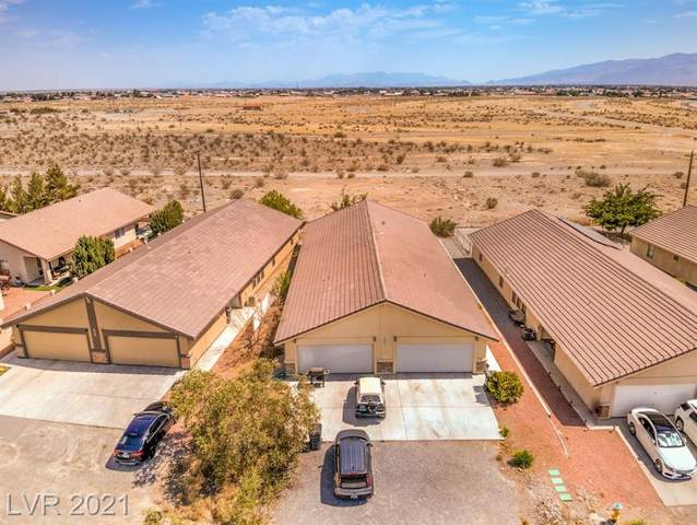 2541 E Ambush Street A, Pahrump, NV 89048 (MLS #2307341) :: Signature Real Estate Group