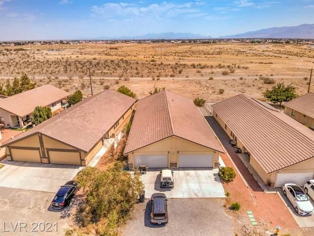 2541 E Ambush Street B, Pahrump, NV 89048 (MLS #2307351) :: Signature Real Estate Group