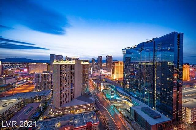 135 E Harmon Avenue 3019&3021, Las Vegas, NV 89109 (MLS #2307391) :: Galindo Group Real Estate