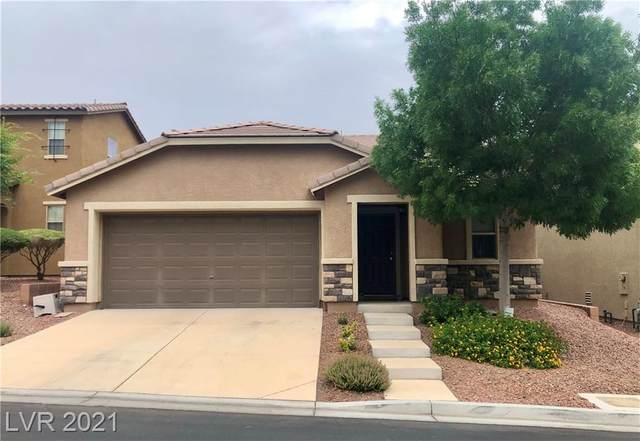 10734 Monaco Beach Avenue, Las Vegas, NV 89166 (MLS #2307393) :: Galindo Group Real Estate