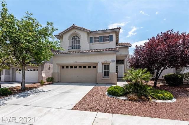 10231 Trailing Dalea Avenue, Las Vegas, NV 89135 (MLS #2307407) :: Galindo Group Real Estate