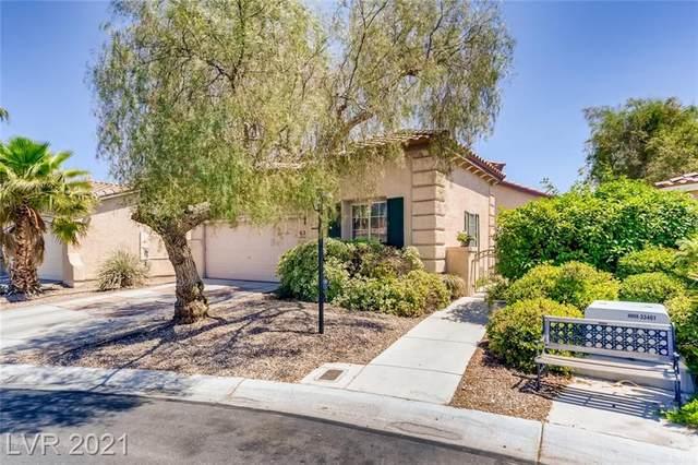 8329 Dawn Breeze Avenue, Las Vegas, NV 89131 (MLS #2307424) :: Custom Fit Real Estate Group