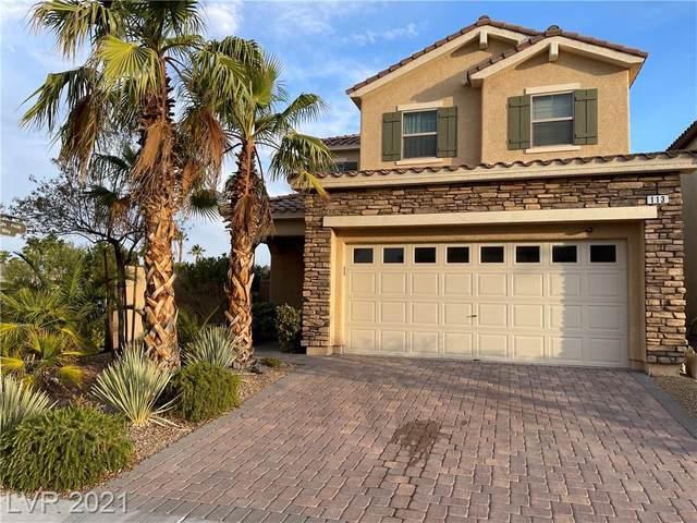 113 Forest Crossing Court, Las Vegas, NV 89148 (MLS #2307426) :: Lindstrom Radcliffe Group
