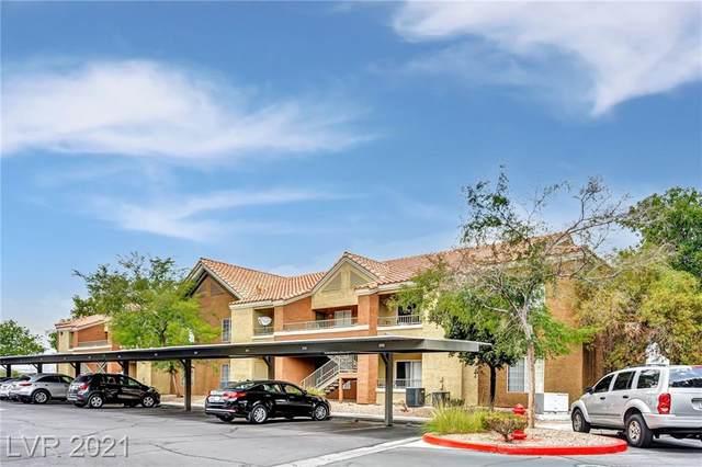 2120 Ramrod Avenue #1225, Henderson, NV 89014 (MLS #2307457) :: Hebert Group | Realty One Group