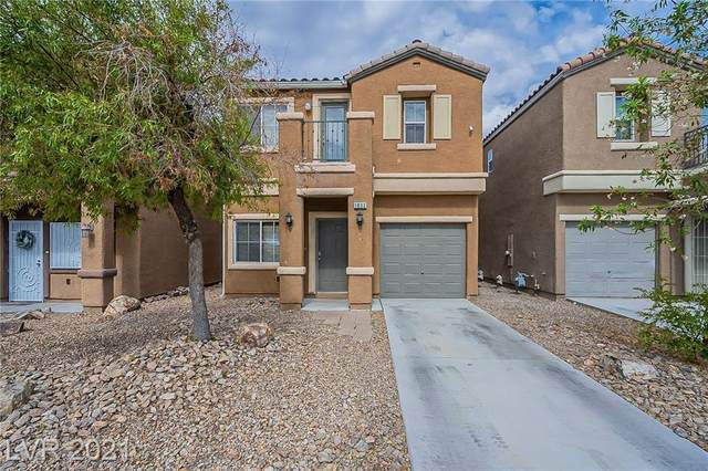 1833 Ferrell Street, Las Vegas, NV 89106 (MLS #2307458) :: The Chris Binney Group   eXp Realty