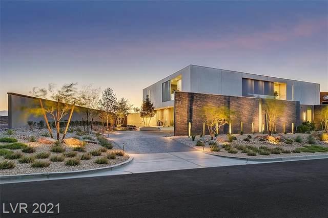 13 Rockstream Drive, Henderson, NV 89012 (MLS #2307462) :: Keller Williams Realty