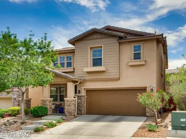 10471 Winter Grass Drive, Las Vegas, NV 89135 (MLS #2307466) :: Custom Fit Real Estate Group