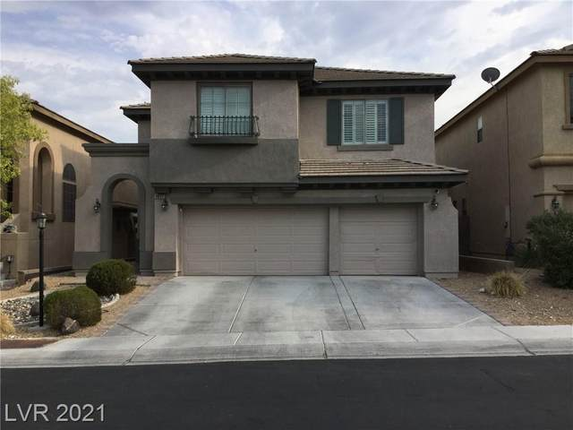 9021 Little Horse Avenue, Las Vegas, NV 89143 (MLS #2307485) :: Galindo Group Real Estate
