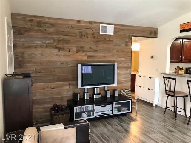 1711 Bluegill Way C, Henderson, NV 89014 (MLS #2307490) :: DT Real Estate