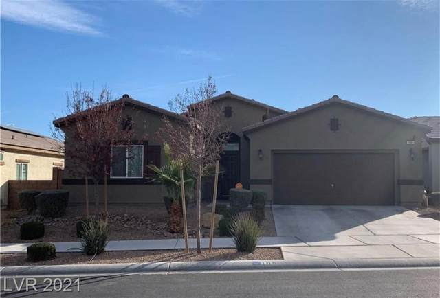 109 Chino Avenue, North Las Vegas, NV 89031 (MLS #2307515) :: Custom Fit Real Estate Group