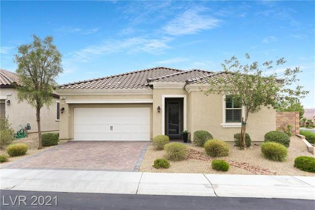 300 Via San Gabriella, Henderson, NV 89011 (MLS #2307518) :: Custom Fit Real Estate Group