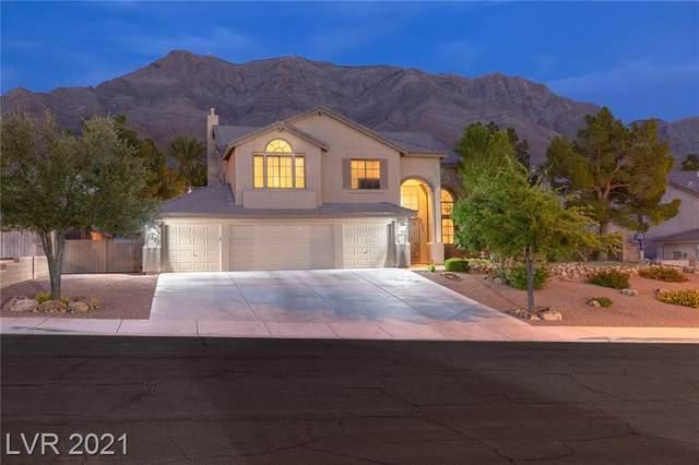 972 Sugar Springs Drive, Las Vegas, NV 89110 (MLS #2307519) :: Signature Real Estate Group