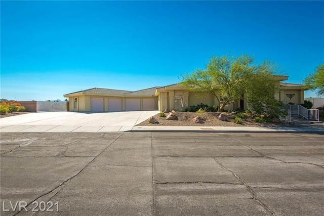 2181 Bayview Loop Drive, Laughlin, NV 89029 (MLS #2307525) :: Lindstrom Radcliffe Group