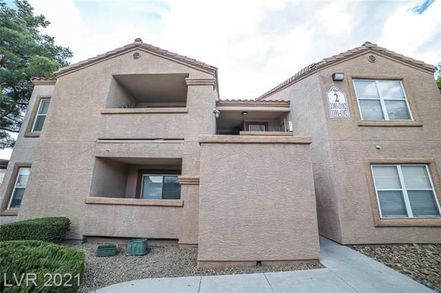 1150 N Buffalo Drive #2101, Las Vegas, NV 89128 (MLS #2307528) :: DT Real Estate