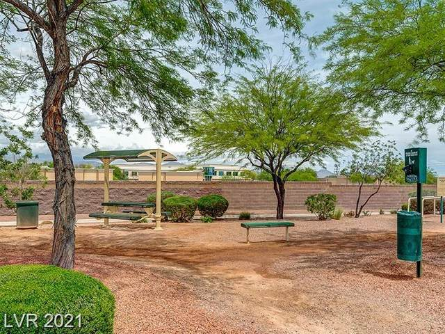 5009 Bayberry Crest Street, North Las Vegas, NV 89031 (MLS #2307540) :: Signature Real Estate Group