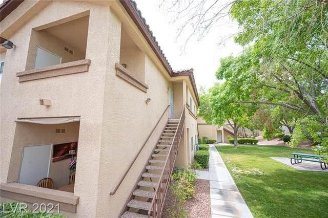 8501 W University Avenue #2004, Las Vegas, NV 89147 (MLS #2307555) :: Galindo Group Real Estate