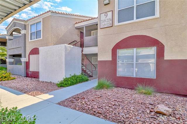 5055 Hacienda Avenue #2155, Las Vegas, NV 89118 (MLS #2307569) :: Galindo Group Real Estate