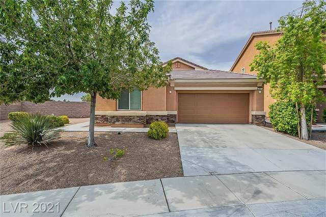 3841 Alpine Track Avenue, North Las Vegas, NV 89032 (MLS #2307572) :: Custom Fit Real Estate Group