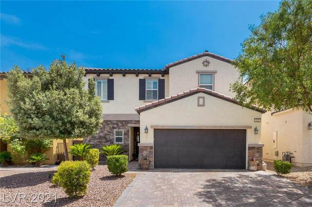 635 Wounded Star Avenue, Las Vegas, NV 89178 (MLS #2307595) :: Lindstrom Radcliffe Group