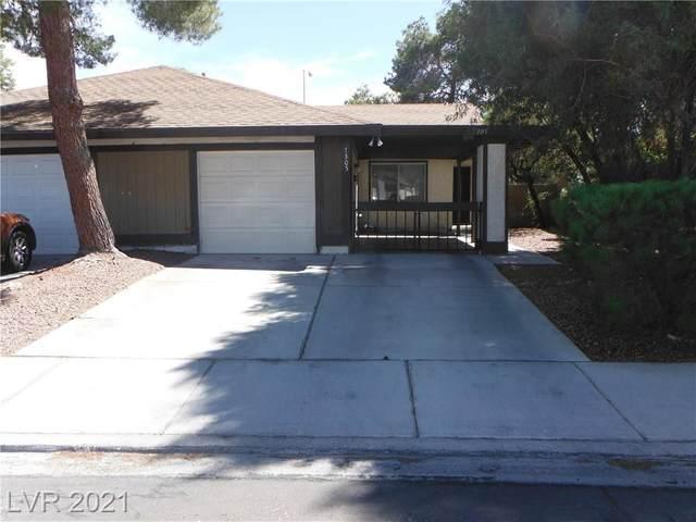 7305 Vireo Drive, Las Vegas, NV 89147 (MLS #2307608) :: Signature Real Estate Group