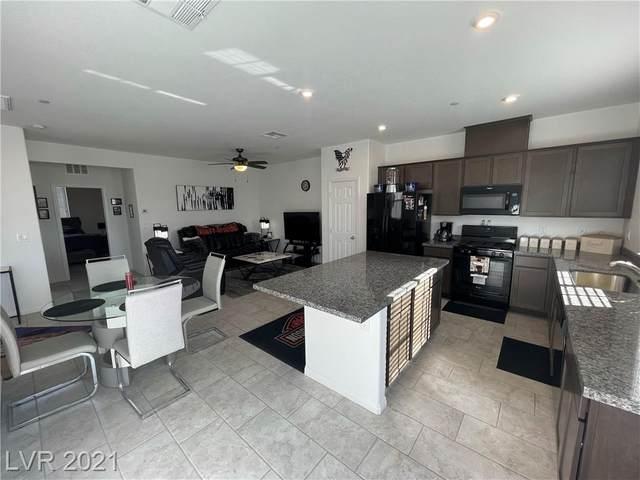 1178 Kiamichi Court, Henderson, NV 89002 (MLS #2307610) :: Galindo Group Real Estate