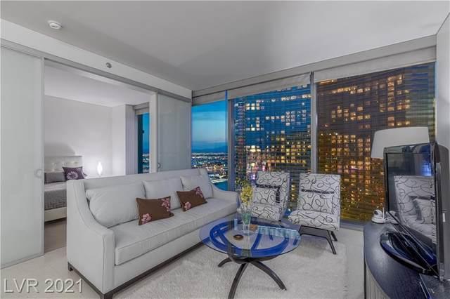 3726 Las Vegas Boulevard #2902, Las Vegas, NV 89158 (MLS #2307621) :: Galindo Group Real Estate