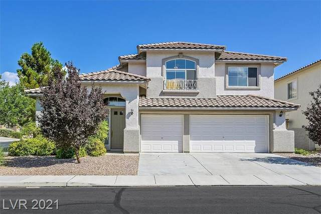 3041 Sunrise Heights Drive, Henderson, NV 89052 (MLS #2307623) :: Custom Fit Real Estate Group