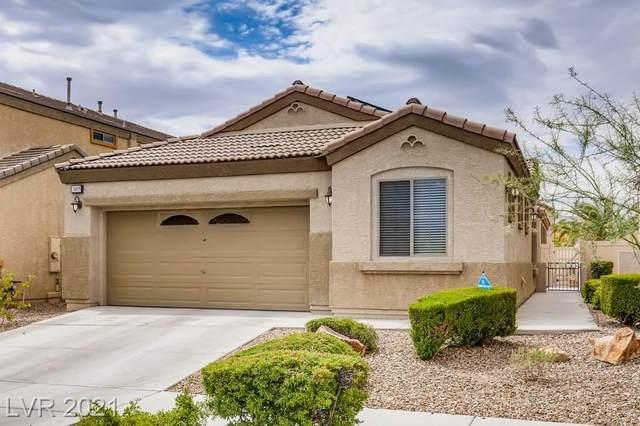 3805 Bella Legato Avenue, Las Vegas, NV 89081 (MLS #2307624) :: DT Real Estate