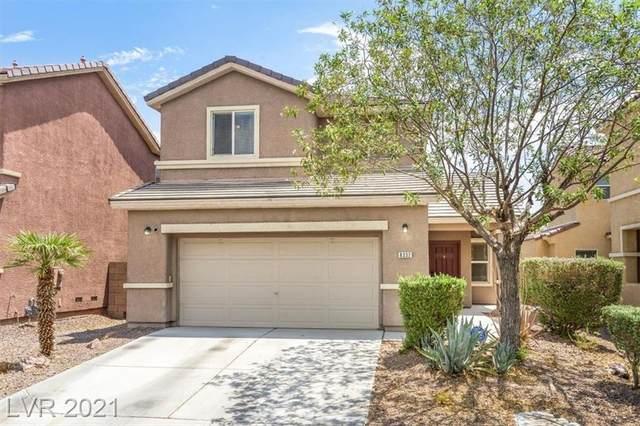 8332 Celina Hills Street, Las Vegas, NV 89131 (MLS #2307635) :: Galindo Group Real Estate