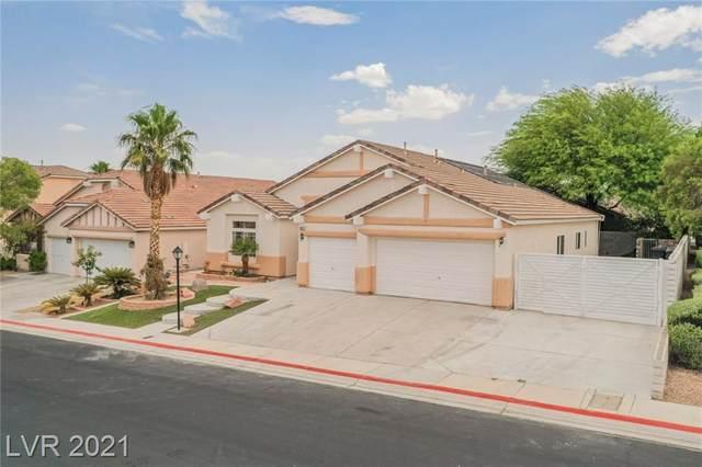 8933 Teetering Rock Avenue, Las Vegas, NV 89143 (MLS #2307648) :: Galindo Group Real Estate