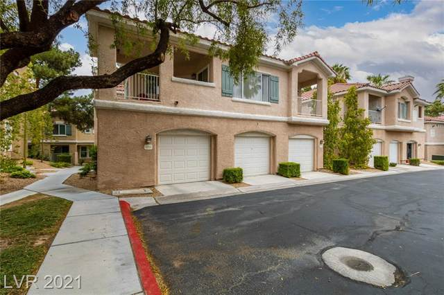 251 S Green Valley Parkway #1221, Henderson, NV 89012 (MLS #2307657) :: DT Real Estate