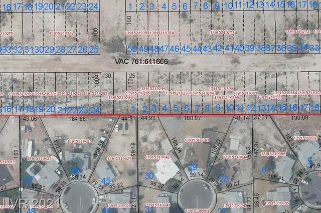 Windsor Street, North Las Vegas, NV 89030 (MLS #2307682) :: DT Real Estate