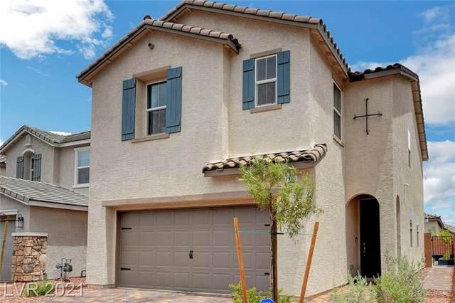 7960 Jaspence Street, Las Vegas, NV 89166 (MLS #2307692) :: DT Real Estate