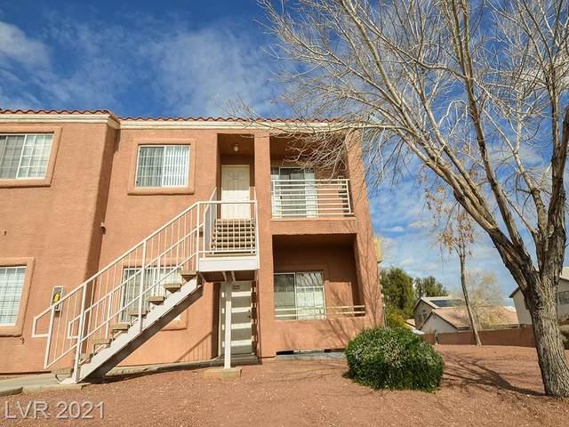 3318 N Decatur Boulevard #2080, Las Vegas, NV 89130 (MLS #2307694) :: DT Real Estate