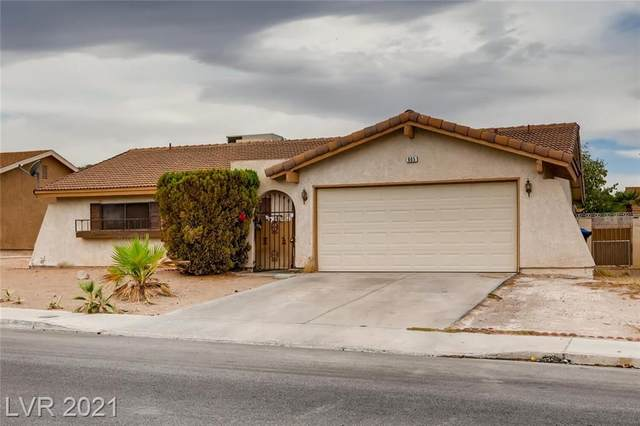 605 Mosswood Drive, Henderson, NV 89002 (MLS #2307698) :: Galindo Group Real Estate
