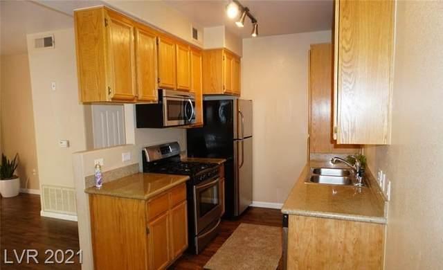 3318 N Decatur Boulevard #1070, Las Vegas, NV 89130 (MLS #2307724) :: DT Real Estate