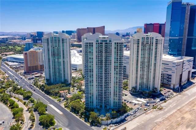 2747 Paradise Road #501, Las Vegas, NV 89109 (MLS #2307738) :: DT Real Estate