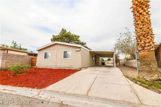 Las Vegas, NV 89115 :: DT Real Estate