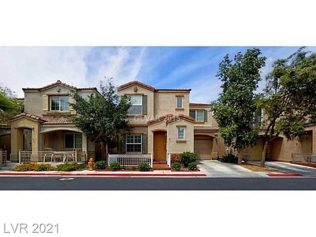 10341 Midseason Mist Street, Las Vegas, NV 89183 (MLS #2307760) :: Custom Fit Real Estate Group