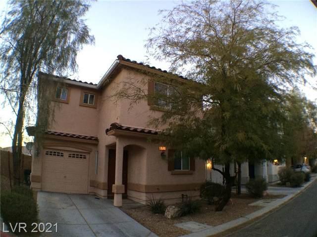 5291 Broadlake Lane, Las Vegas, NV 89122 (MLS #2307761) :: Signature Real Estate Group