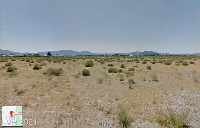 200 Whitney Lane, Pahrump, NV 89060 (MLS #2307764) :: DT Real Estate