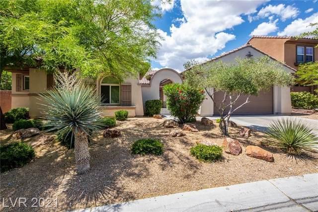 413 Lake Windemere St Street, Las Vegas, NV 89138 (MLS #2307769) :: Galindo Group Real Estate