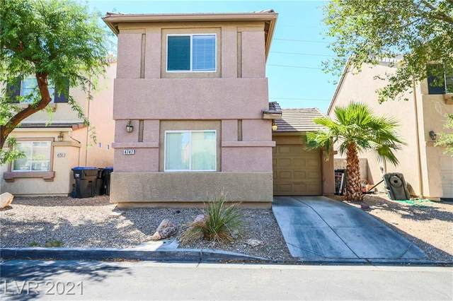 4747 Arroyo Seco Drive, Las Vegas, NV 89115 (MLS #2307786) :: The Chris Binney Group   eXp Realty