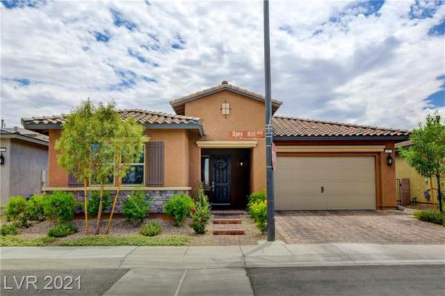 417 Open Hill Avenue, Henderson, NV 89011 (MLS #2307801) :: Galindo Group Real Estate